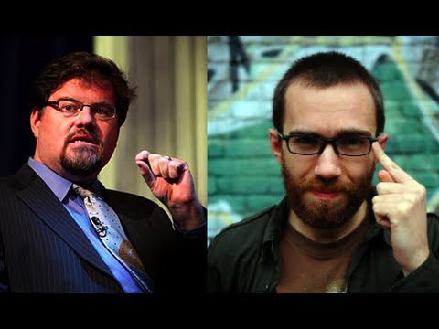 Jamie Kilstein of Citizen Radio vs. National Review's Jonah Goldberg