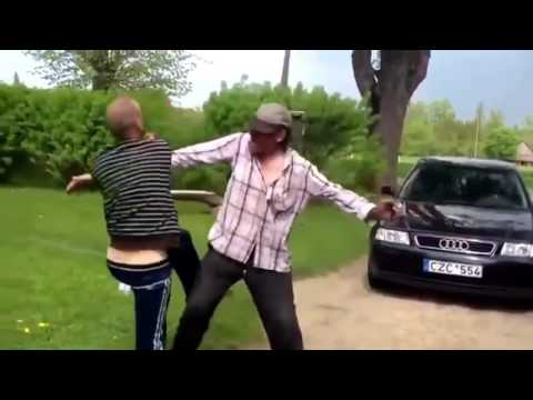 Thumbnail: Ozzy Man Reviews: Greatest Drunk Fight Ever