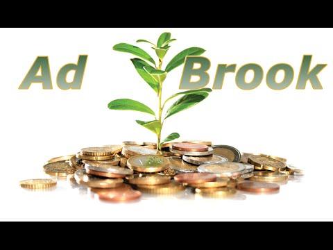 Ad Brook  Реклама Ваших сайтов на платформе проекта AdBrook