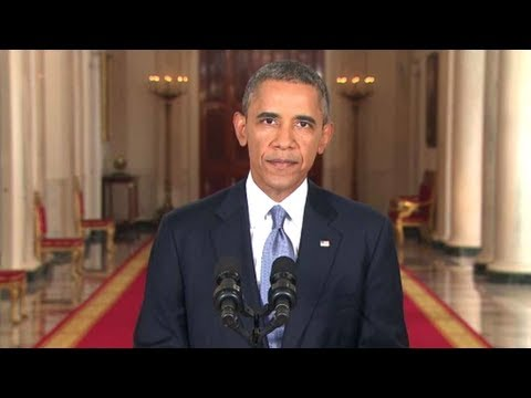 President Obama's Syria Address [FULL SPEECH]