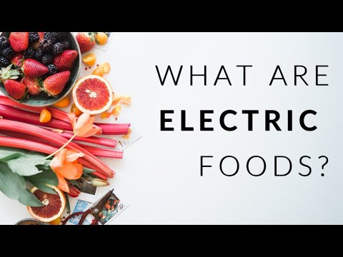 What Is Electric Foods?