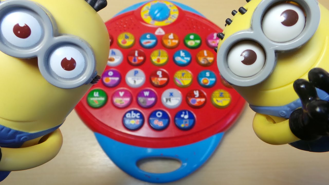 The Minions Learn ABC with the Early Learning Centre Phonics