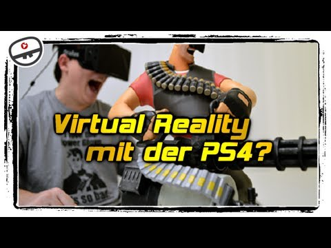 Virtual Reality mit der PS4? [Feed Flash Infos & News]