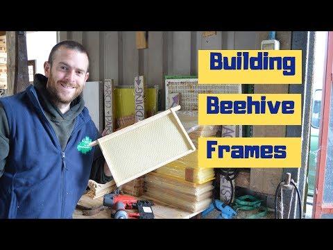 DIY beehive frames - Myhiton