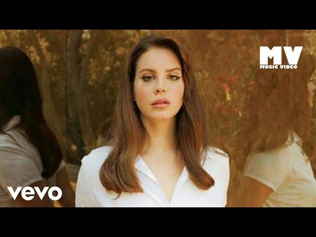 Lana Del Rey - 13 Beaches (From MV International)