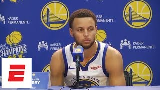 [FULL] Steph Curry on Warriors making another championship run, the offseason and more | ESPN