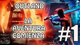 Outland  [PC Gameplay]  Jugando nuevos generos.