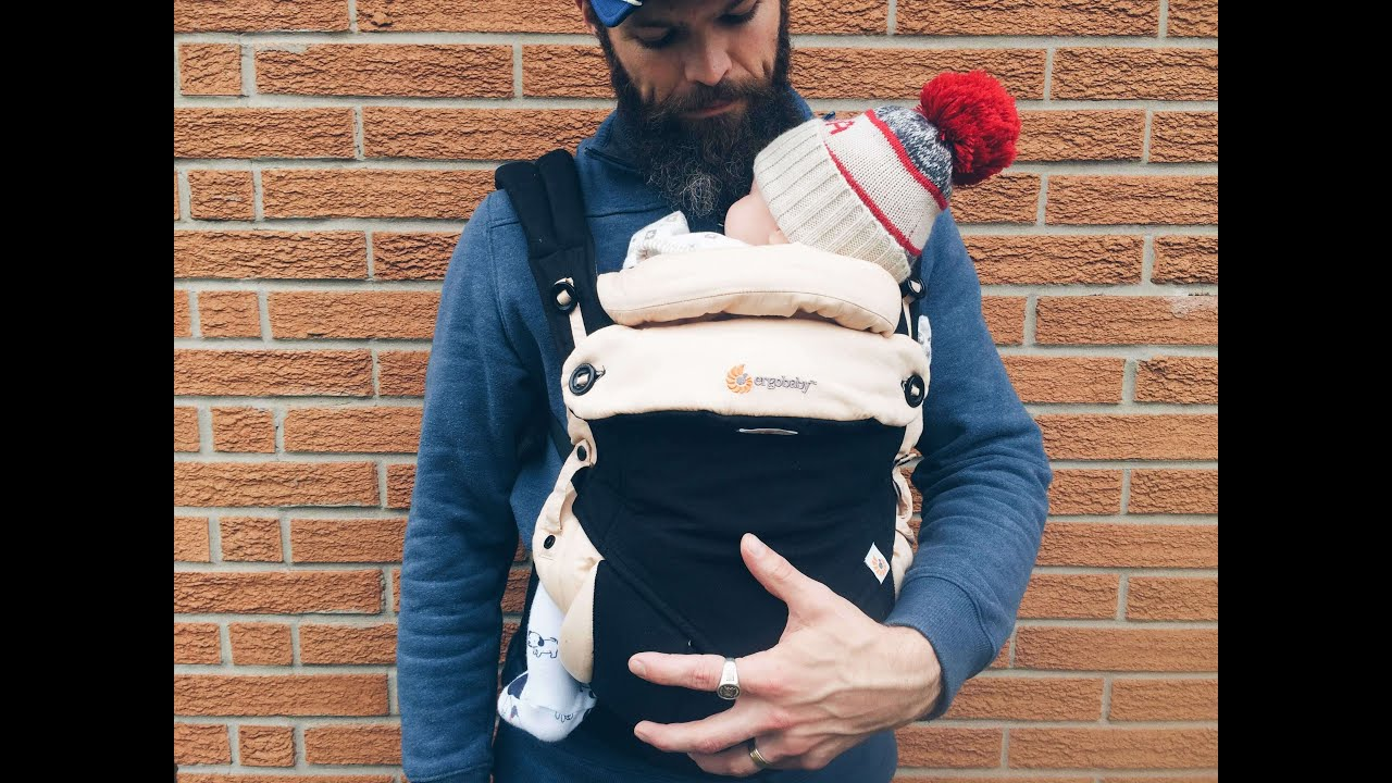 2d74c4f7b18 ErgoBaby 360 Carrier REVIEW - YouTube