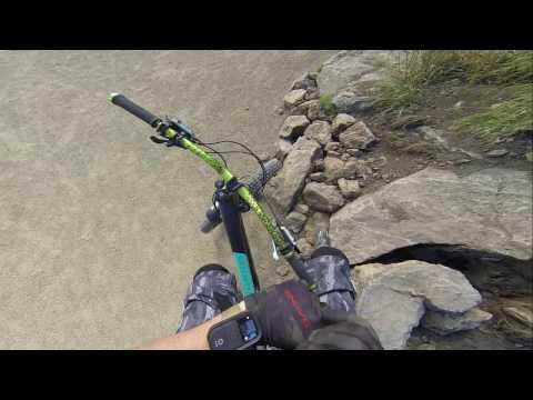 Mountain biking Christchurch Adventure Park - Tommy's 2