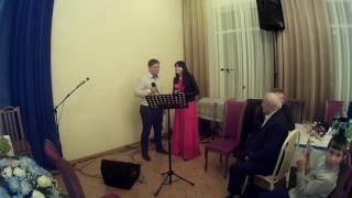 Свадьба Дима Настя! Поет Артём Алёна
