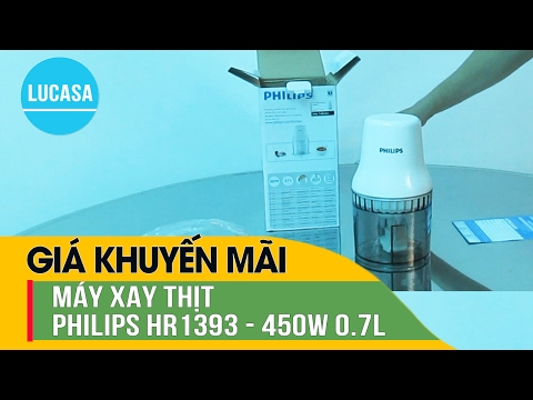 Philips HR1393 - My xay tht