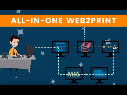 Web to Print Software – Demo