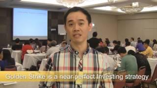 Investing Your Money - Investment Seminar Testimonial