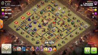 Th11 ELECTRO DRAGON Over Powered Confirm 3 Star war attack Strategy 2018