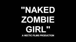 Naked Zombie Girl at Action on Film Festival #aoff2014