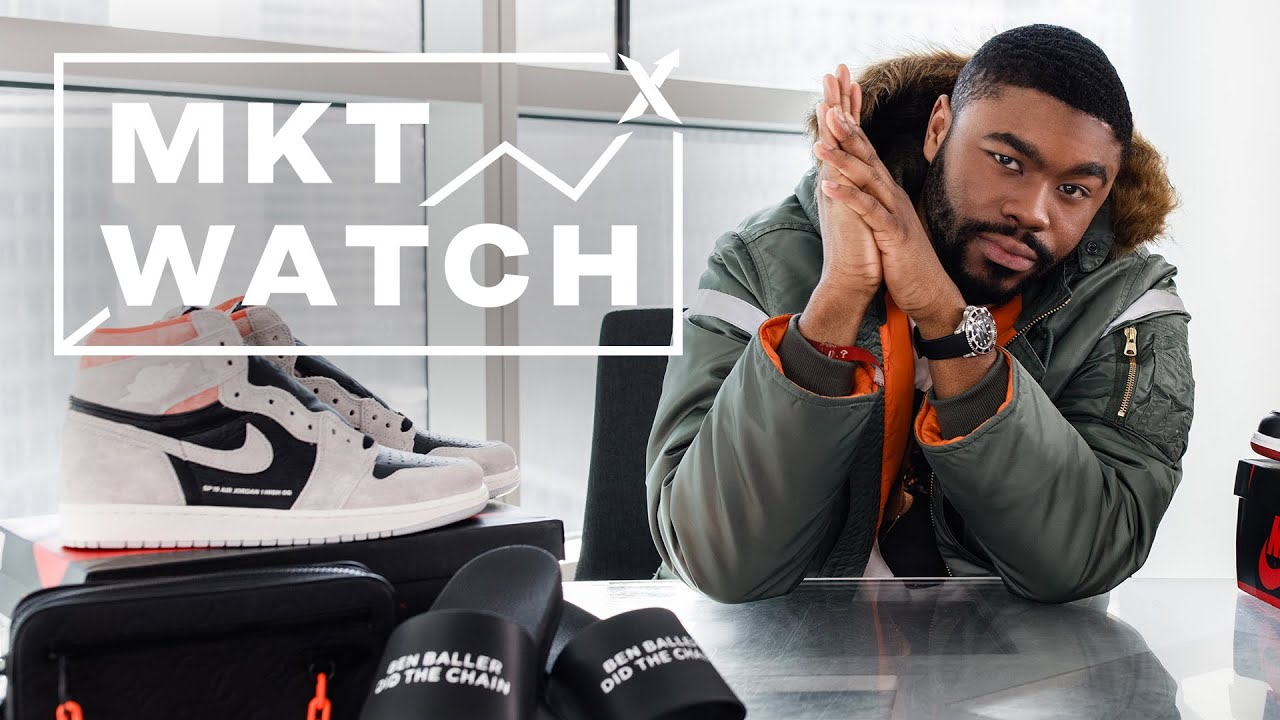 StockX MKT Watch: Jordan 1 Run Continues, Supreme Deck Auction