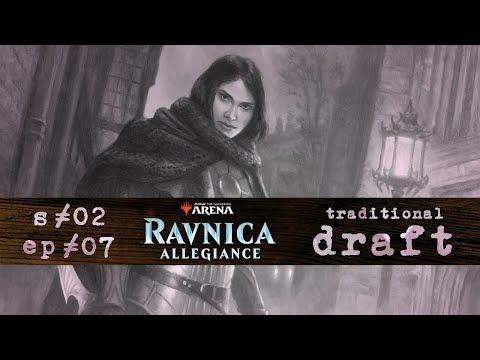 radio Kyoto s02 ep07 | Ravnica Allegiance Draft | MTG Arena