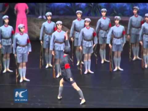 Chinese ballet opens Helsinki Festival