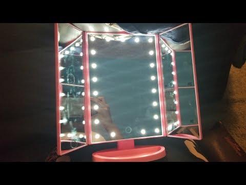 BEST option for CHEAP  lighting+mirror|BEAUTY GURUS AND NATURALISTAS