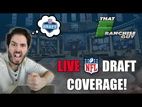 2020 NFL Draft | Live Coverage & Analysis With That Franchise Guy