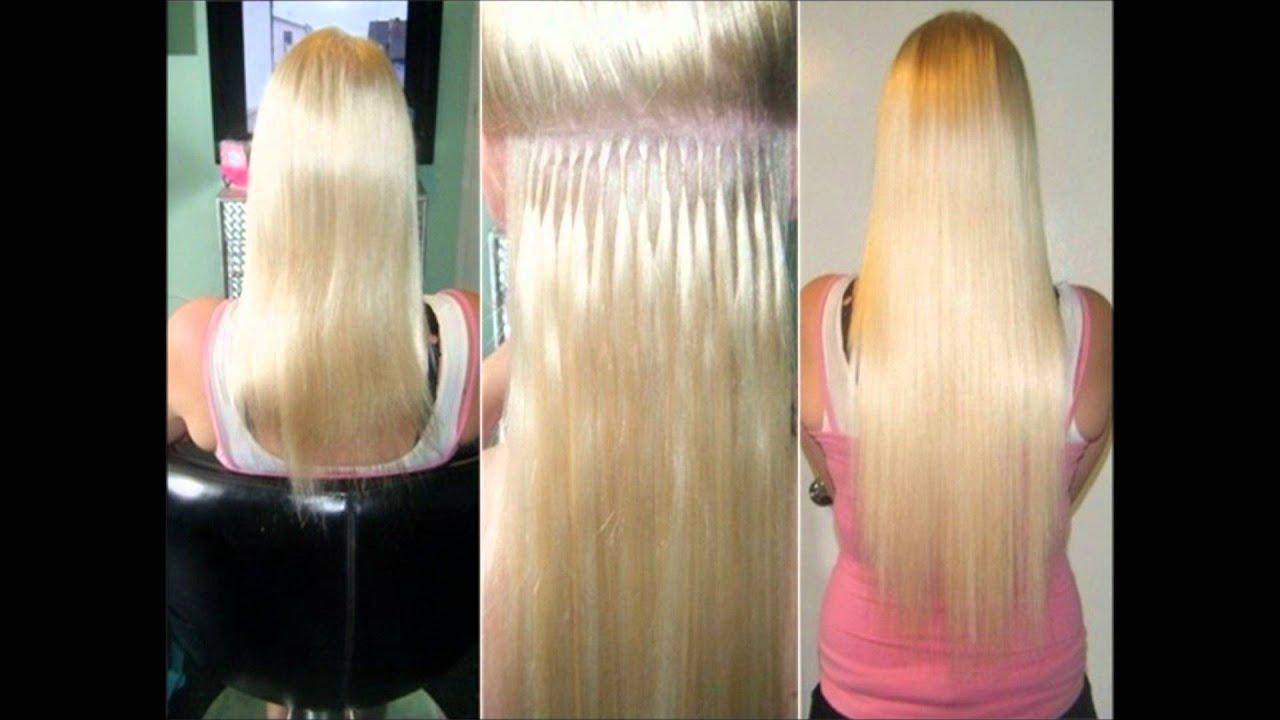 Fantazia Hair Extensions Blonde Youtube