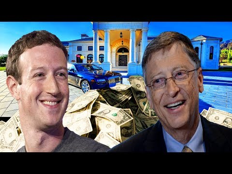 TOP 5 Richest People In The World 2018