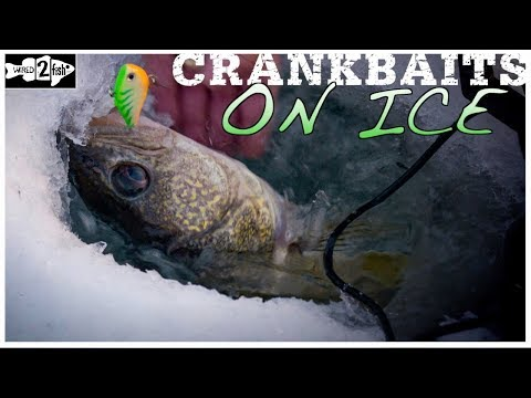 The Evolution Of Lipless Crankbaits In Ice Fishing