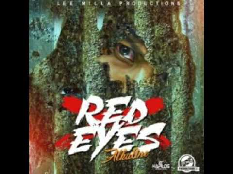 Alkaline - Red Eyes (Instrumental)