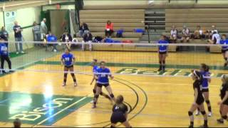 Keleigh Sidon Volleyball Recruiting Video