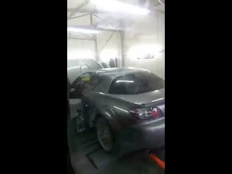 Dyno Mazda RX8 Total Carbon Cleaner +16ps b