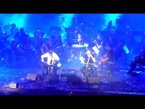 2Cellos - With Or Without You (Live) Ljubljana 2017