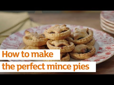 How To Make the Perfect Mince Pies