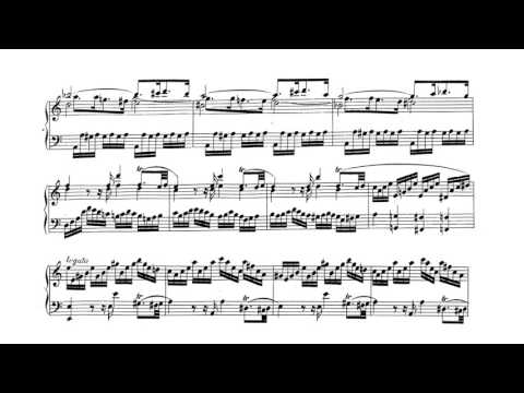 Mozart - Piano Sonata No 8 in A Minor - I. Allegro maestoso [Sheet Music] (Piano Solo)