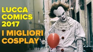 LUCCA Comics 2017 - Best COSPLAY