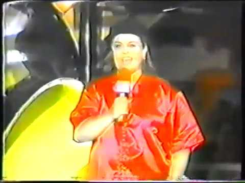 Rosie O'Donnell Slimed