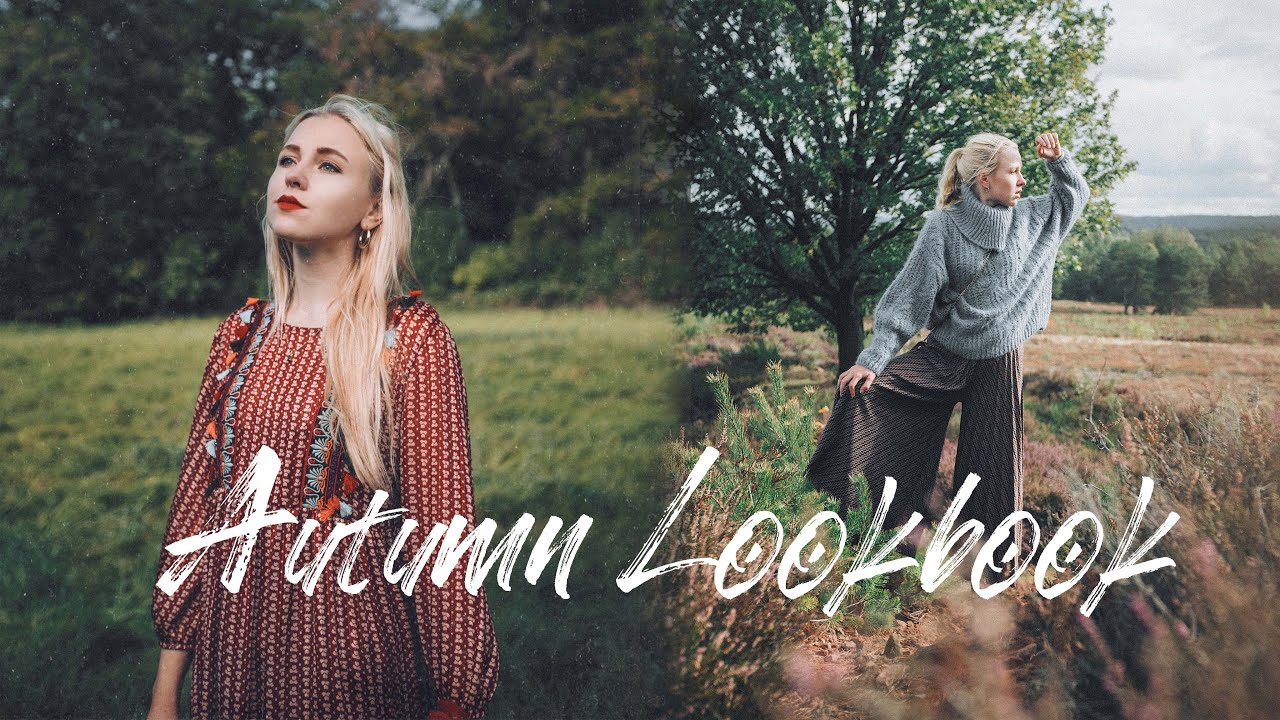 [VIDEO] - Autumn Wardrobe: Incognito Lookbook Herbst 2019 /2020 | Herbstgarderobe Nicola Marleen 8