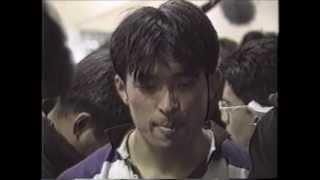 '96年度 早明決戦ニュース1