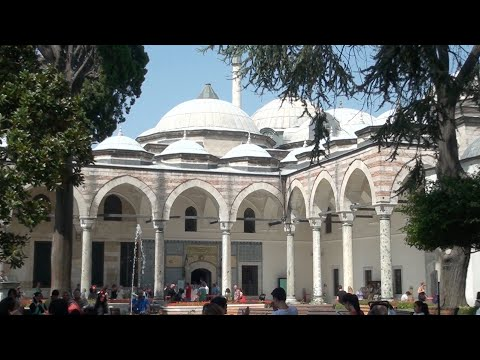 Topkapi Palace-Residence of Ottoman Sultans