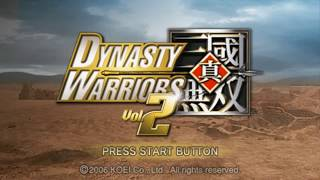 PSP - Dynasty Warriors Vol. 2 [2K]