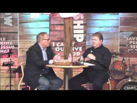 Pastor Paul & Dr  Karl Eastlack