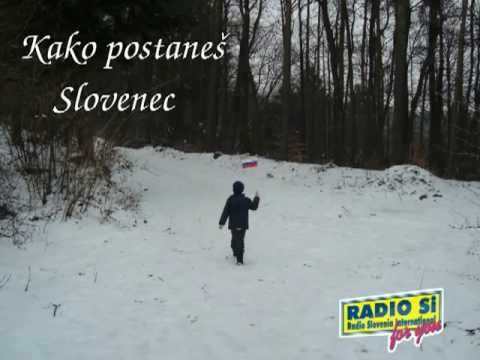 1 Kako postaneš Slovenec / How to become a Slovene