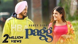 Pagg Full HD Honey Sidhu Preet Hundal New Punjabi Songs 2020 Jass Records
