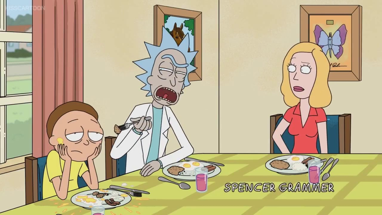 Rick And Morty Season 1 Episode 1 Stream