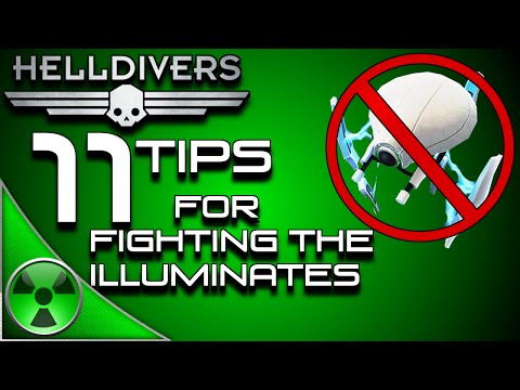 Helldivers: 11 Tips for Fighting the Illuminates