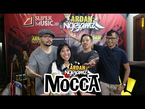 Mocca - Teman Sejati Live From Lobby Ardan Radio W/ SUPERMUSIC.ID