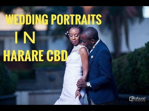 Photo Shoot in Harare Cbd