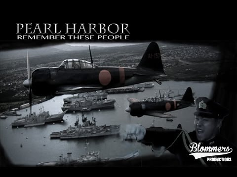 Pearl Harbor 'Remember These People' (Public Enemies Soundtrack)