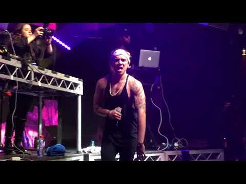 Will Singe Mama - The Met, Brisbane Qld. 3/11/17