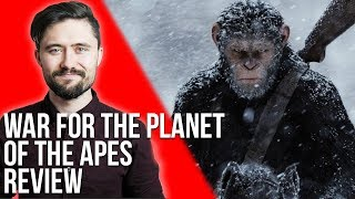 War For The Planet of the Apes review (SPOILER FREE)