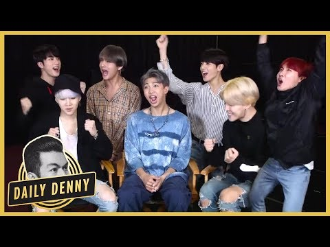 BTS on World Tour Plans, JHopes Mix Tape & Possibility of Recording an English Album  Daily Denny